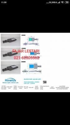 Kap Jalan Led HL8333 Hinolux