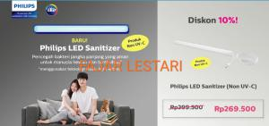 Lampu Led Sanitizer Philips