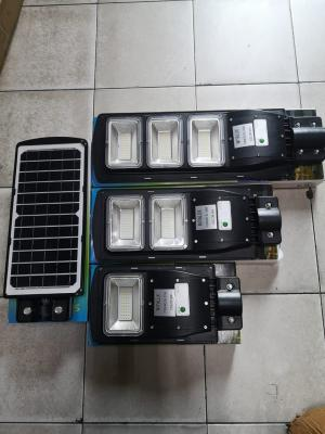 Pju Led All in One Solar Panel
