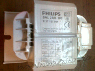 Ballast BHL 250 Philips