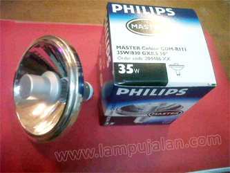 Lampu CDM-R 111 Philips 35 Watt