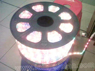 Lampu Selang LED Warna-Warni Model Bulat