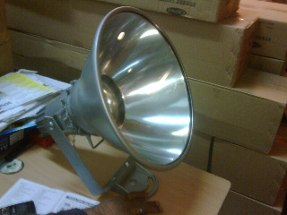 Lampu Sorot Model Corong 400 Watt