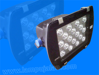 "Lampu Sorot LED 18 Watt IP 65  ""Duralux"""