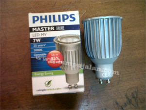 Lampu LED 7 Watt